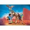 Playmobil Playmobil THE MOVIE Marla avec cheval