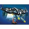 Playmobil Playmobil THE MOVIE Robotitron avec drone