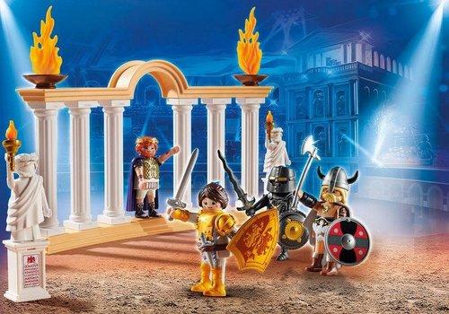 Playmobil Playmobil THE MOVIE Empereur Maximus