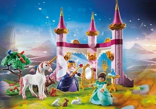 Playmobil Playmobil THE MOVIE Marla et château enchanté