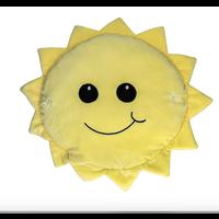 SUN PLUSH LIGHT - PALE YELLOW/DARK YELLOW