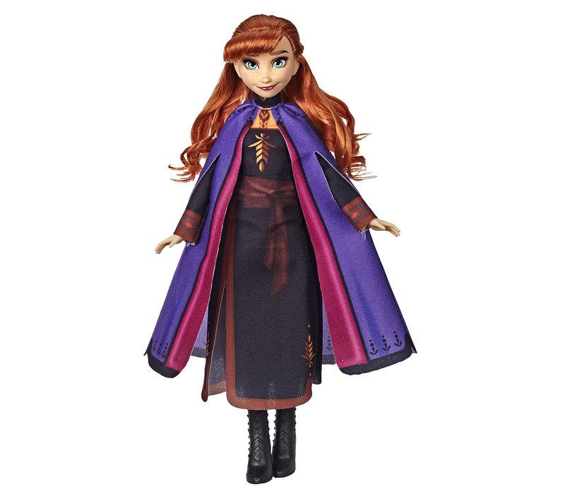 La reine des neiges2 Opp Character - Anna