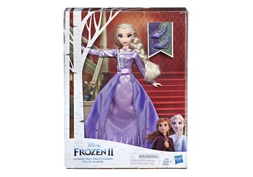 Hasbro La reine des neiges2 Poupée fashion de luxe Elsa