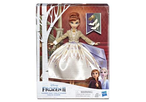 Hasbro La reine des neiges 2 Poupée fashion de luxe Anna