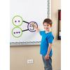 Learning Resources Giant magnetic number bonds