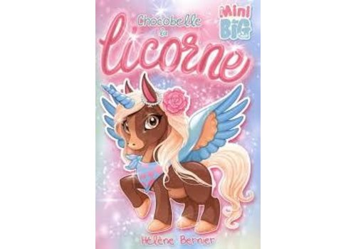 Mini big chocobelle la licorne