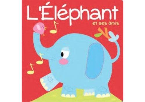 L'éléphant et ses amis