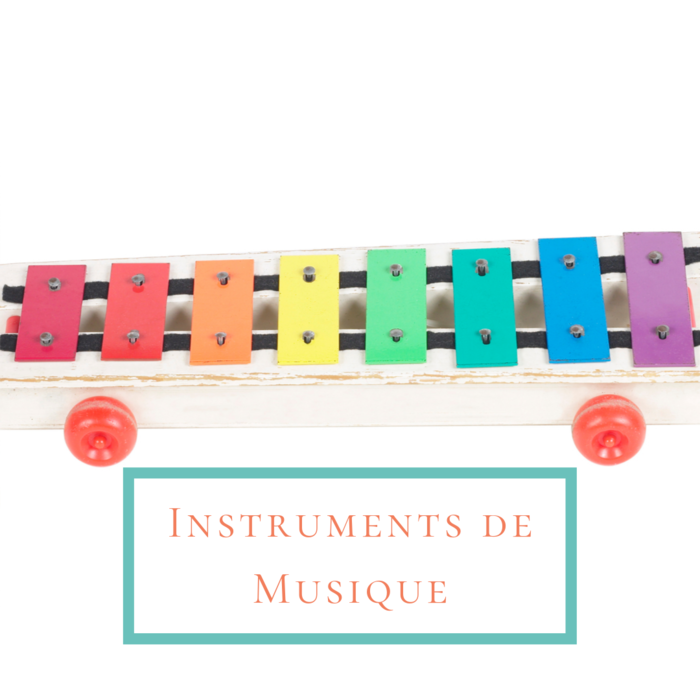 Instruments et accessoires de musique