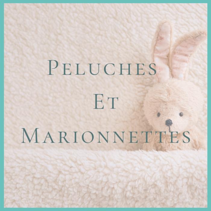 Peluches & Marionnettes