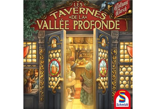 Les Tavernes de la Vallee Profonde (French)