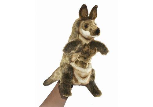 hansa Marionnette à gaine Kangourou