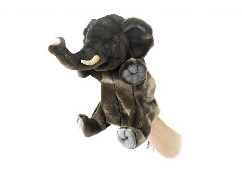 hansa Marionnette à gaine Éléphant