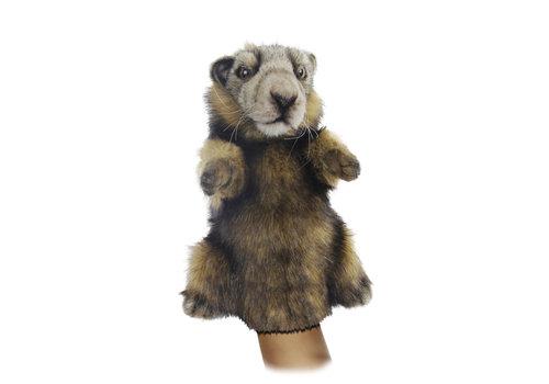 hansa Marionnette à gaine Marmotte