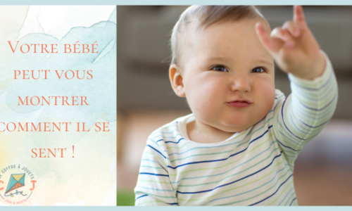 Le langage des signes pour bébés, petits et enfants