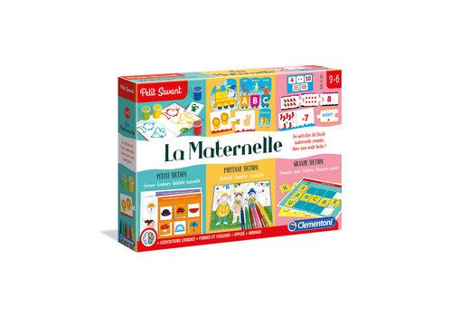 Clementoni Petit Savant : La maternelle