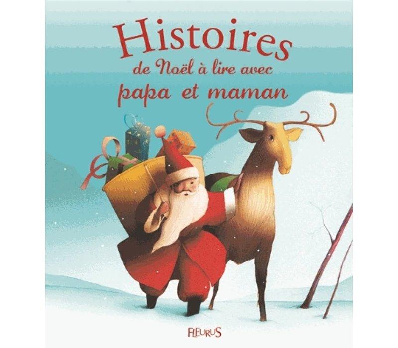 Histoires de Noel a lire avec papa et maman