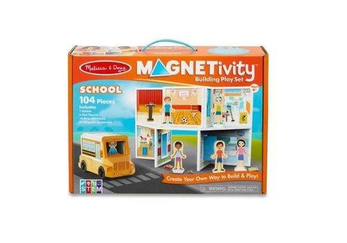 Melissa & Doug Magnetivity school - école magnétique