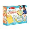 Melissa & Doug Mine to love- Doll Bathtime Play Set- Ensemble d'accessoires de bain pour poupées
