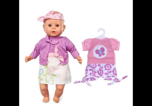 Melissa & Doug Mine to love - Ensemble de vêtements pour poupée