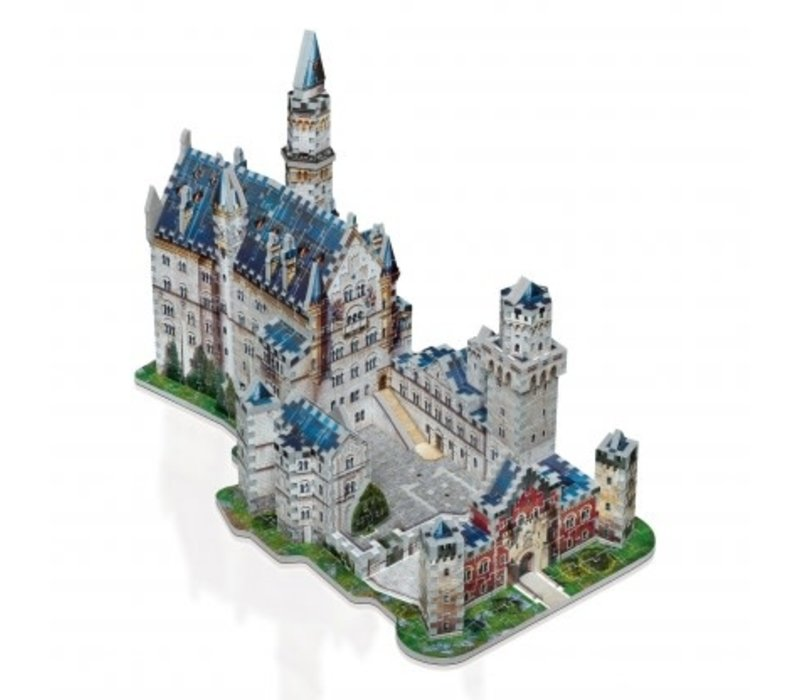 Casse-tête 3D - Château Neuschwanstein