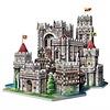 wrebbit Casse-tête 3 dimensions - Camelot château du roi arthur