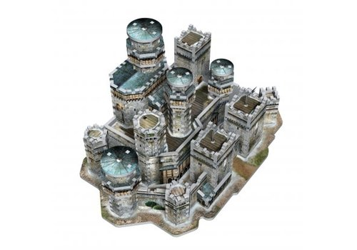 wrebbit Casse-tête 3Dimensions- Château de Winterfelll-Game of thrones