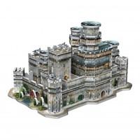 Casse-tête 3Dimensions- Château de Winterfelll-Game of thrones