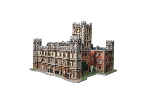wrebbit Casse-tête 3dimensions Downtown abbey