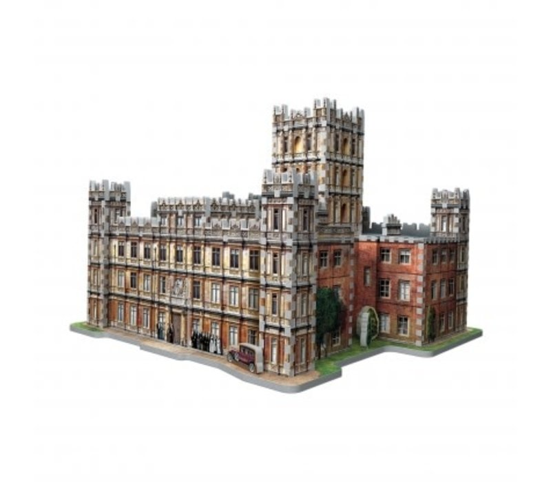Casse-tête 3dimensions Downtown abbey