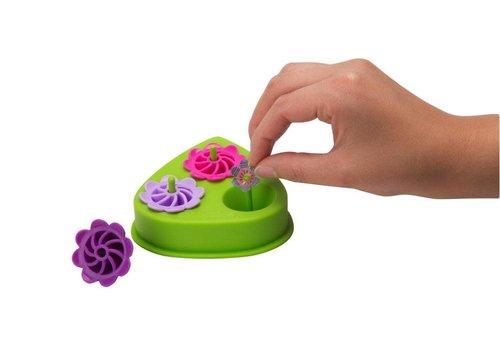 Alex Shrinky dinks - Bijoux fleurs 3D