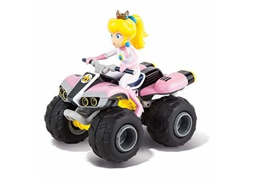 carrera Auto téléguidé Mario Kart Peach Quad - 2.4 ghz