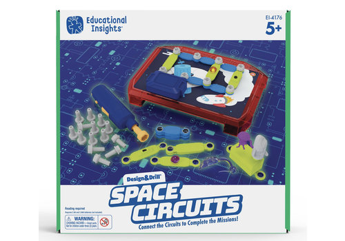 Educational Insight Design & Drill Space Circuits