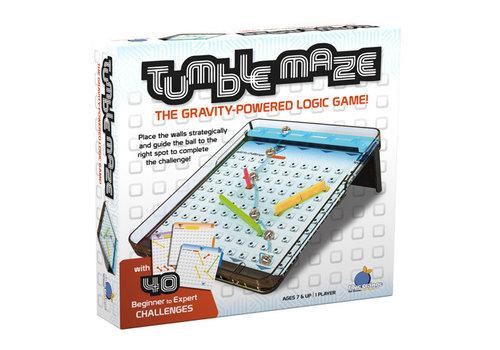Blue Orange Thumble Maze