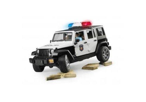 Bruder Jeep wrangler police