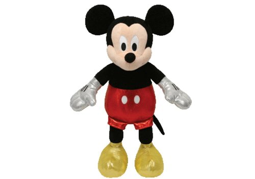 ty Peluche Mickey sparkle