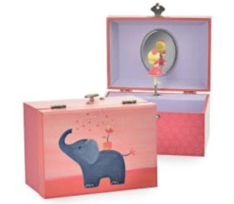 Boîte à bijoux Éléphant