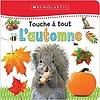 Livre à toucher Touche à tout L'automne