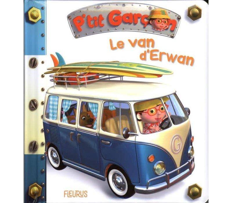 P'tit Garçon Le Van d'Erwan
