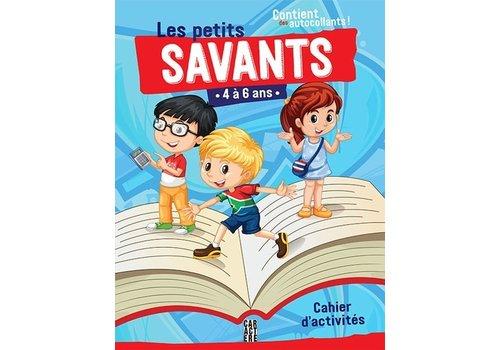Cahier d'activités - Les petits savants