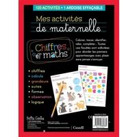 Mes activités de maternelle - Chiffres et maths
