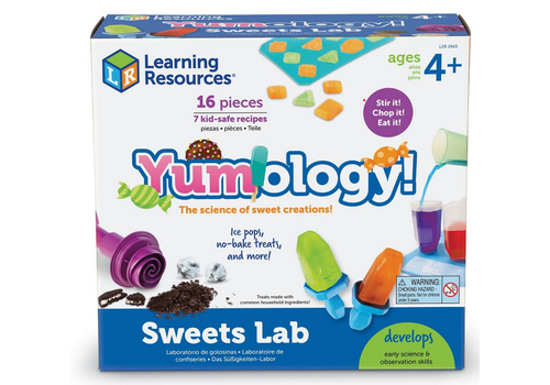 Learning Resources Yumology ! Sweets Lab