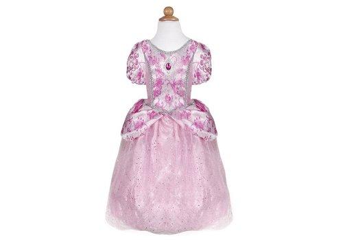 creative education Robe de princesse Rose 7-8 ans