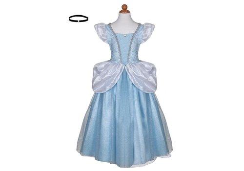 creative education Robe de Cendrillon 5-6 ans - Deluxe Cinderella Dress