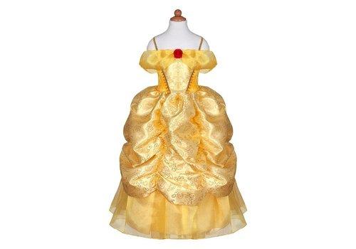 creative education Deluxe Bell Dress - Robe de princesse de Belle 7-8 ans