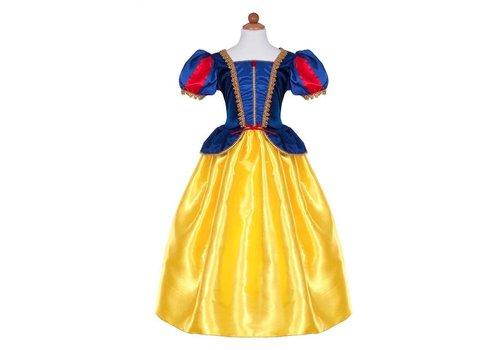 creative education Robe de blanche-neige deluxe - Deluxe Snow White 5-6 ans