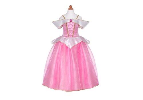 creative education Robe de princesse Aurore - Deluxe Sleeping Cutie 5-6 ans
