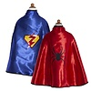 creative education Cape Réversible spiderman - Adventure cape & Mask