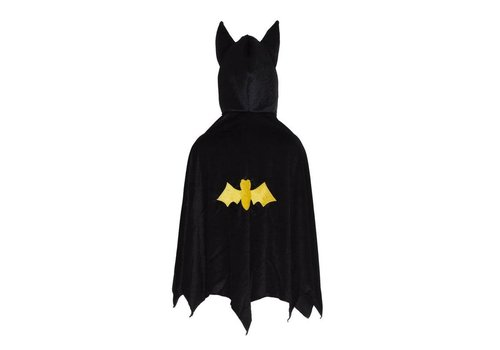 creative education Bat Cape With Hood, Size 5-6