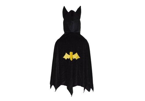 creative education Cape de batman 5-6 ans - Hooded Bat cape, black