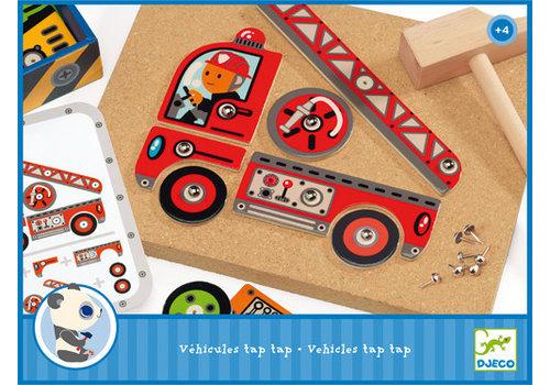 Djeco Tap tap vehicules